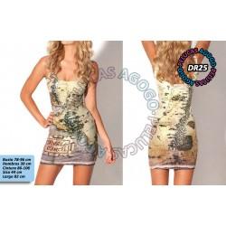 copy of Vestido estampado...