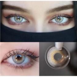 Pupilentes LA GIRL Grey